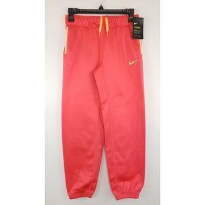 Girls Nike Cuffed Sweatpants